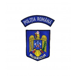 "Set embleme ""Poliția"""