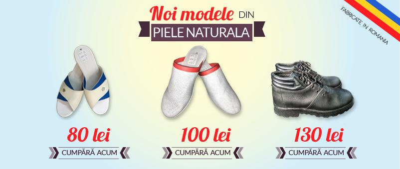 Incaltaminte piele naturala 100%